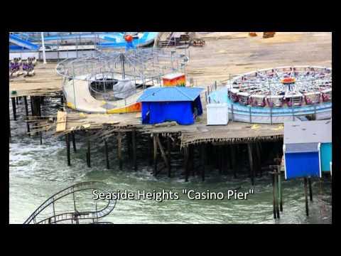 "New Jersey Shore Hurricane Sandy Tribute Video ""Bridge Over Troubled Water"""