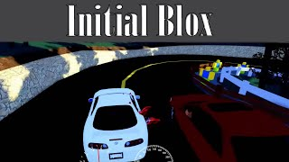 Roblox | Initial D Alpha | Testing