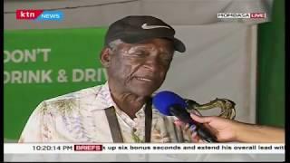 Guest Anchor: Bango musician, Mzee Ngala