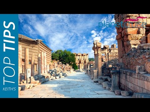 Keith's Top Tips - Kusadasi | Planet Cruise