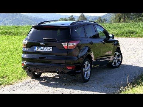 2019 Ford Kuga 1.5 EcoBoost (150 HP) TEST DRIVE