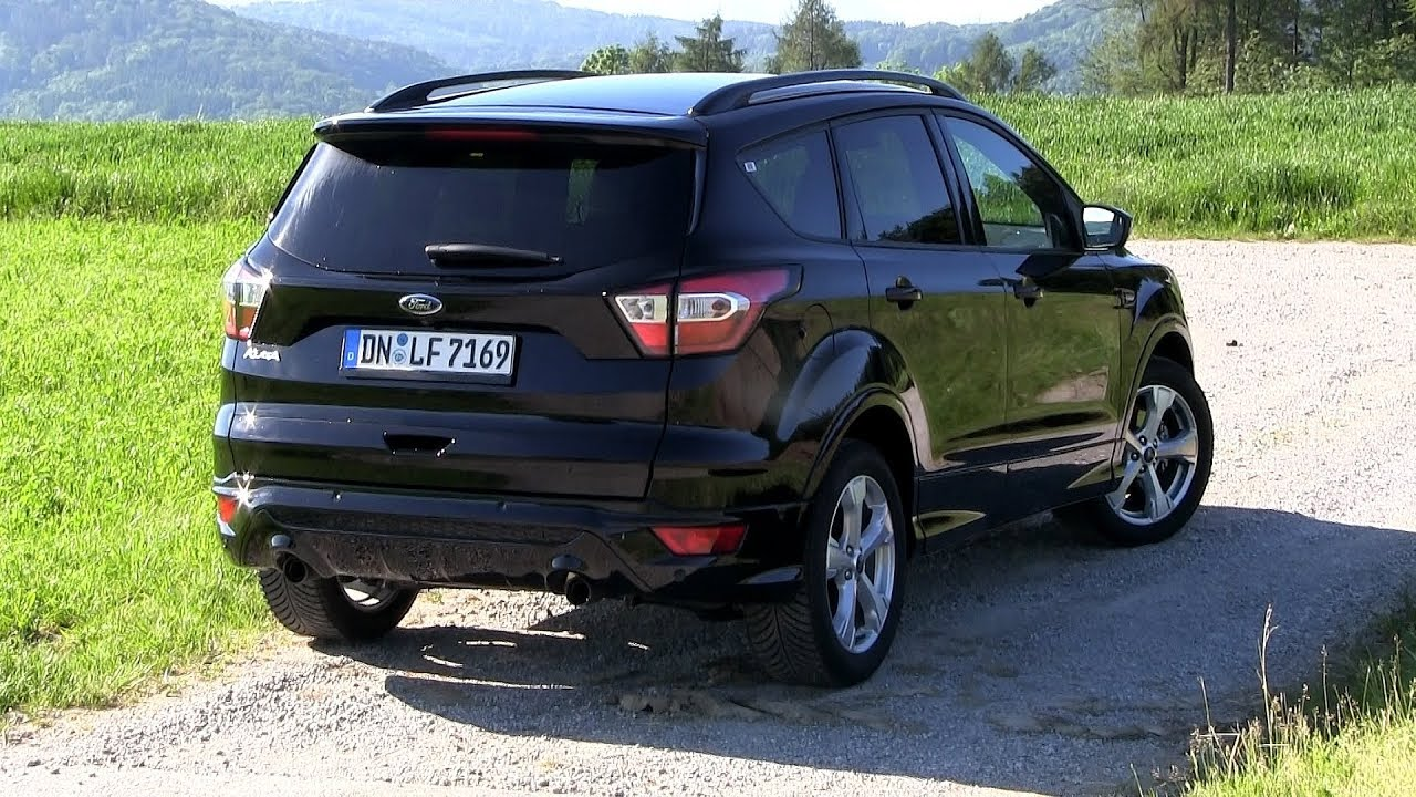 2019 ford kuga 1 5 ecoboost 150 hp test drive youtube. Black Bedroom Furniture Sets. Home Design Ideas