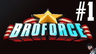 Broforce Gameplay Let