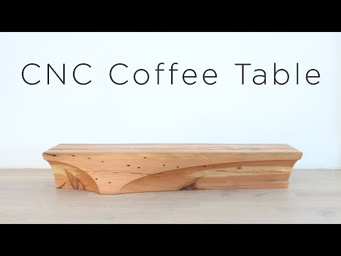 CNC Coffee Table | Digital Fabrication Project