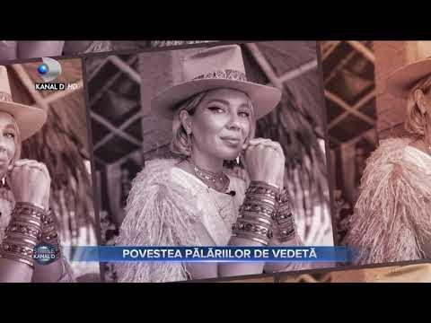 Stirile Kanal D (27.07) - Maria, Creatoarea De Palarii Pentru Vedete! Povestea Din Spatele Afacerii?