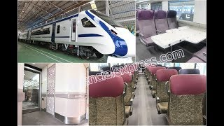 Train 18 exclusive first impressions: India's 1st engine-less train is world-class all the way!