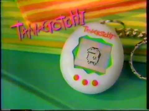 Tamagotchi Commercial