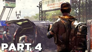 THE DIVISION 2 Walkthrough Gameplay Part 4 - TRUE SONS (PS4 Pro)