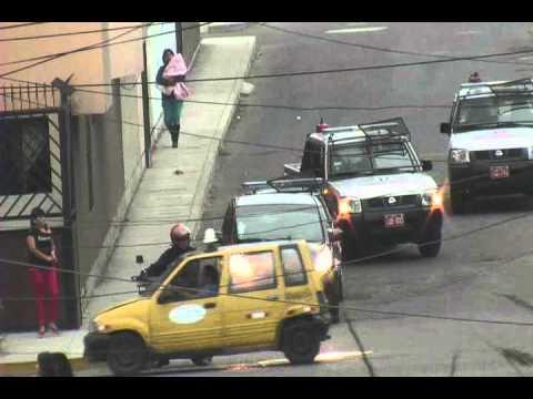 Serenazgo Victor Larco vehiculo intervenido por requisitoria
