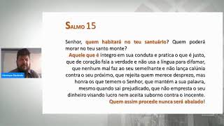 Santidade é para você - CFWcap.13 - Henrique Machado