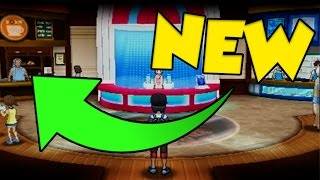 CRAZY NEW POKEMON SUN AND MOON GAMEPLAY IMAGES!