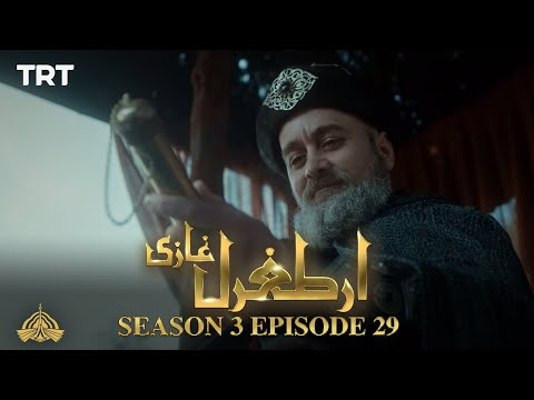 Ertugrul Ghazi Urdu   Episode 29   Season 3