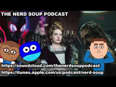 Top 10 BEST Movies of 2018 PART 2! - The Nerd Soup Podcast