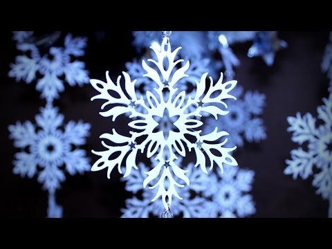 WHITE CHRISTMAS - DAY 19 - Snowfall Mobile