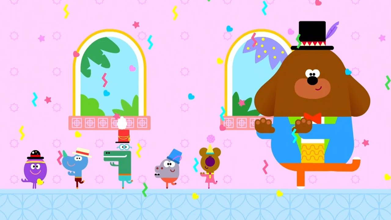 Dancing with Duggee 🕺💃   10 Minute Compilation   Hey Duggee