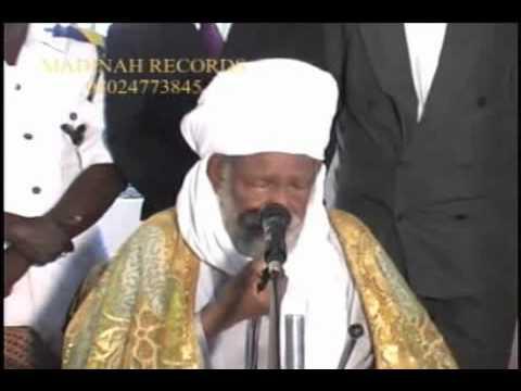 Sheikh Dahiru Bauchi Shigowar Izala Nigeria 2/2 #1