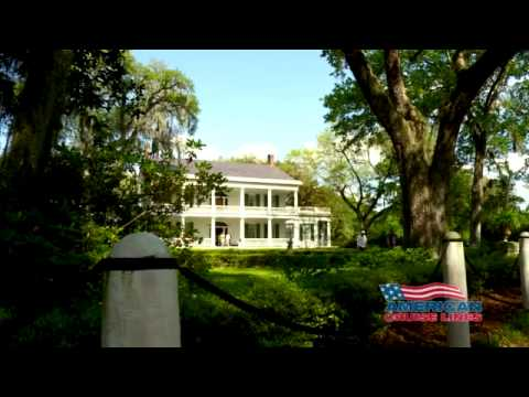 American Cruise Lines - Mississippi River Cruise - New Orleans Round Trip