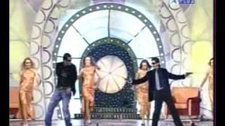 shahrukh khan with Dhoni