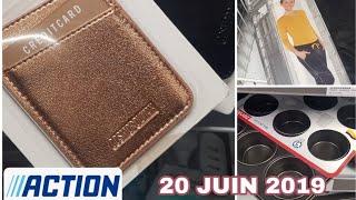 ARRIVAGE ACTION - 20 JUIN 2019