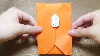 Rabbit Letter! How To Make Useful Origami うさぎの手紙 実用折り紙の折り方