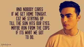 Jake Valli - Night Out (feat. Breea Cristofoli)(Lyrics)