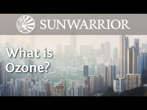 What is the Ozone Layer | Dr. Weston | Sunwarrior