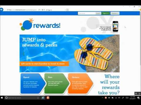 How To Enroll In Dream Points Rewards Program