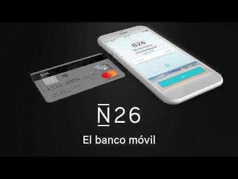 N26 - El banco móvil