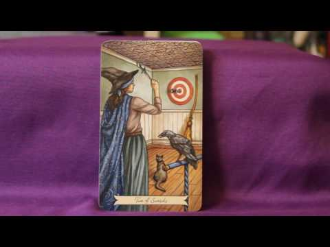 The Every Day Witch Tarot Full Flip Through