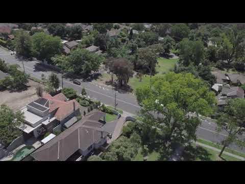 Looking around East Malvern Melbourne Victoria Australia