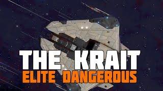 Elite Dangerous - The Krait in Action - First Look & Specs