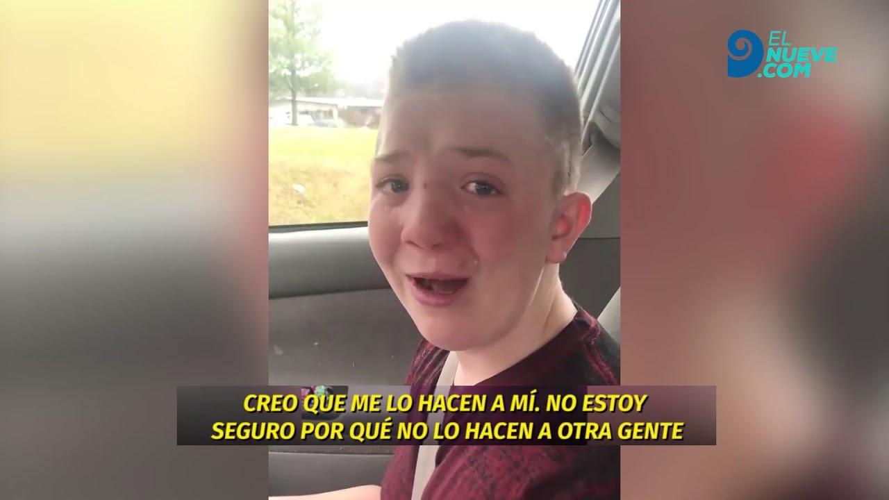 Niño Sufre Bullying Y Da Un Discurso Movilizante