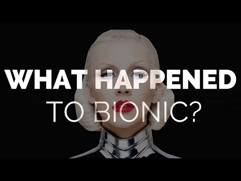What Happened To Bionic by Christina Aguilera?