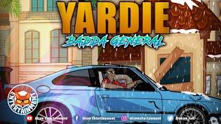 Badda General - Yardie [Audio Visualizer]