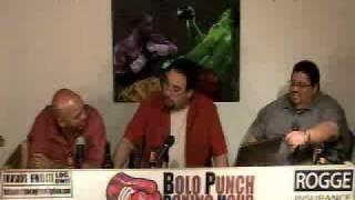 Bolo Punch Boxing (7 Of 7) 8-27-09 Tony Zale