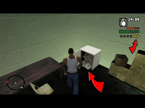 How To Rob The Inside Track Betting Store In GTA San Andreas! (Robbery)