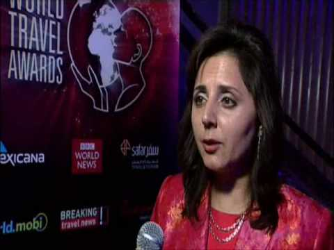 Meenaz Lilani, Executive Director Global Sales - EMEA , Fairmont Hotels & Resorts @ WTA Grand Final