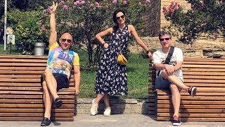 Мурзилки на «ЖАРЕ»: первый день в Баку