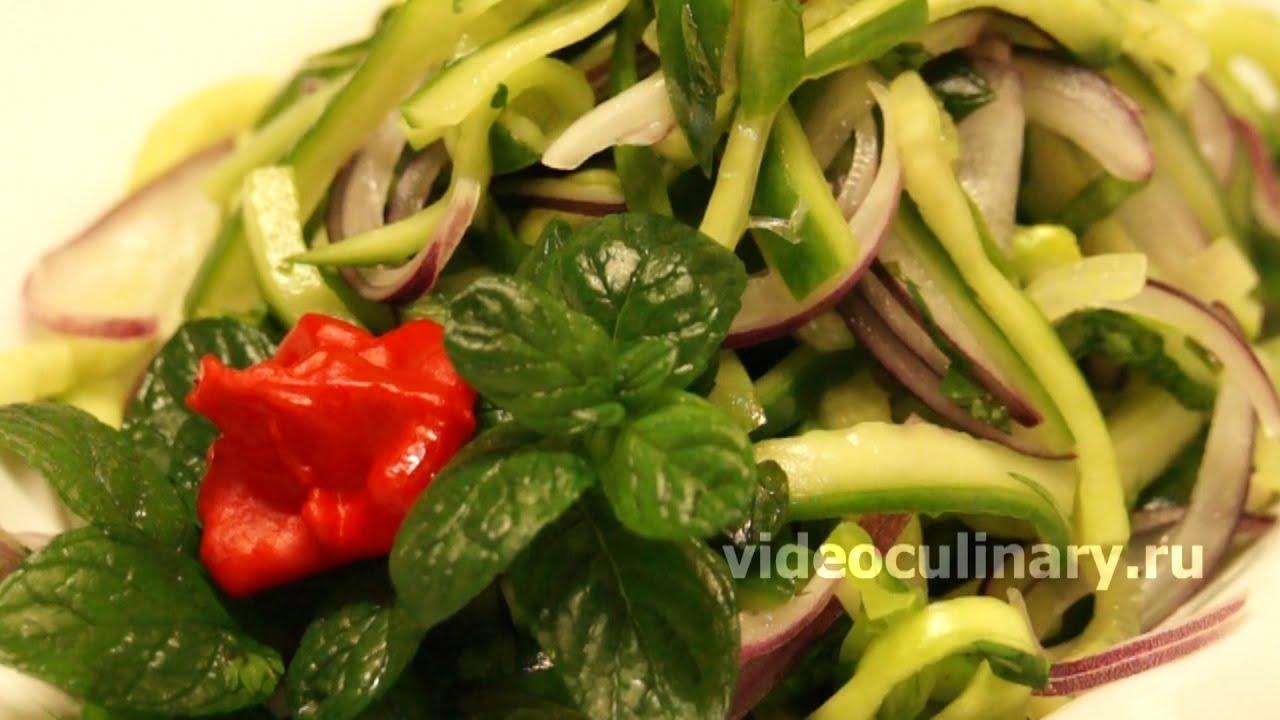Рецепт салата с ананасом грибами ветчиной и салатом