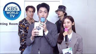 Interview with SUPER JUNIOR-D&E [Music Bank / 2020.09.11]