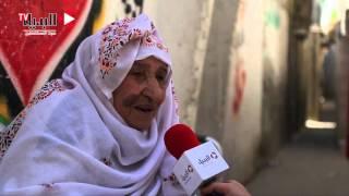 «مخيم جباليا» في «غزة»  بين ألم الحياة وذكريات اللجوء