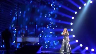 ESCKAZ in Vienna: Maria Elena Kyriakou (Greece) - One Last Breath (Final dress rehearsal)