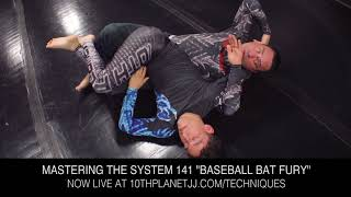 MTS 141 Baseball Bat Fury