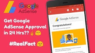 AdSense Approval within 24 Hrs??😅 How To Get Adsense Approval