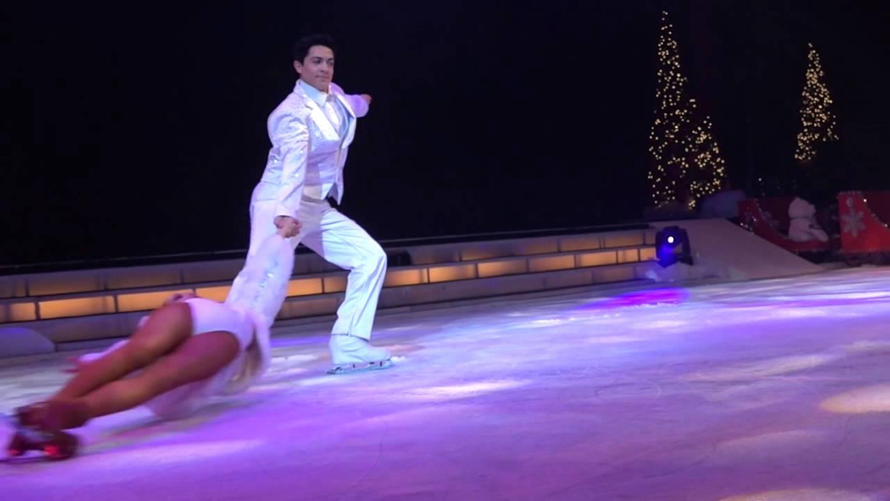 cordero zuckerman professional ice skater youtube