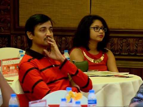 Odisha Lit Fest 2016, Day 1 , The Muslim Saga