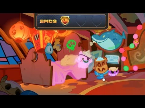 moshi monster how to get the epic for season 4