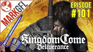 Let's Play Kingdom Come: Deliverance #101 Searching Through Horse Muck! - MarkGFL