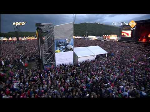 Coldplay Pinkpop 2011 Landgraaf Netherlands