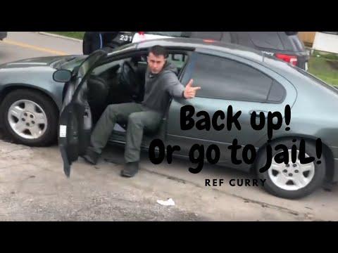 Omaha Nebraska Cop watch -  Ref Curry on the scene!